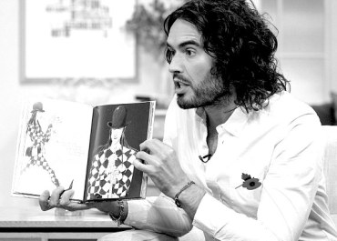 russell brand book recommendations