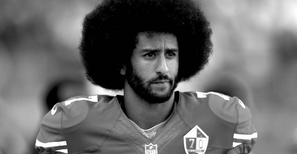 colin kaepernick reading list