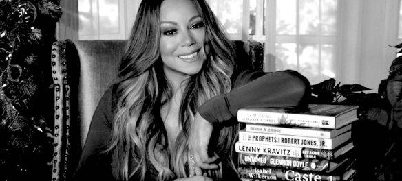 mariah carey favorite books