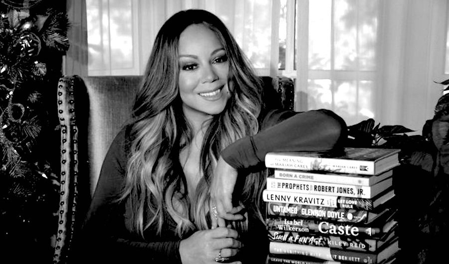 mariah carey favorite books