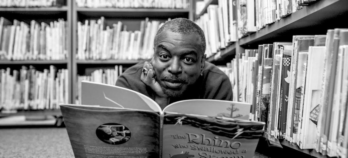 levar burton reading list