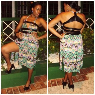harness-split-dress