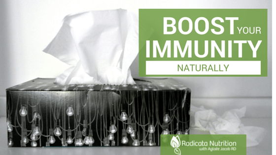 Boost your immunity naturally