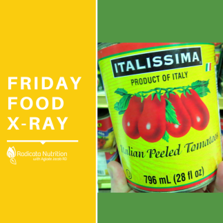 Friday Food X-Ray (2)