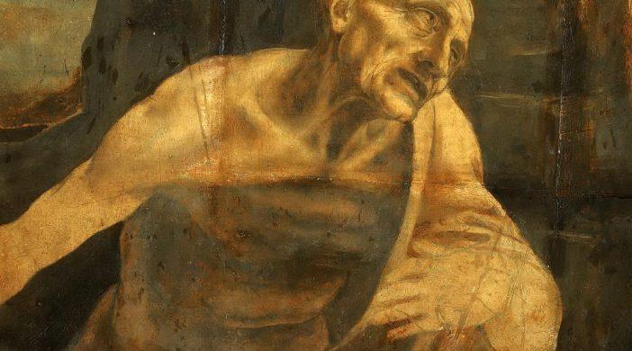 San Girolamo secondo Leonardo Da Vinci