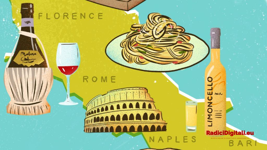 Il Bel paese visto dall'estero – Come i manuali di italiano L2 raccontano l'Italia e gli italiani di oggi