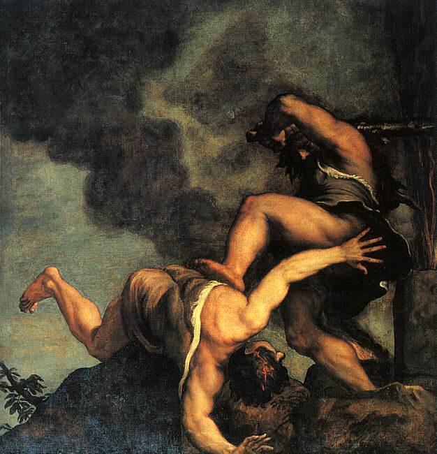 Tiziano, Caino e Abele