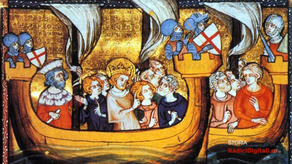 Il declino dell'ideale di Crociata – Luigi IX e la Settima crociata