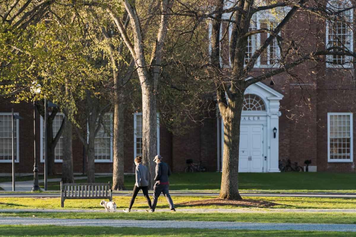 Dartmouth College / Eli Burakian