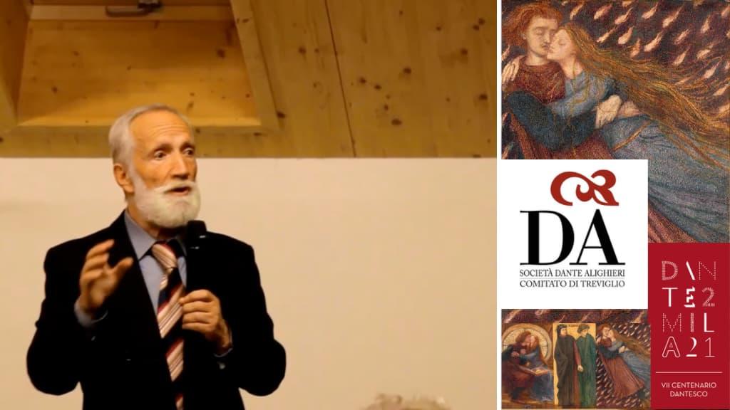 [Video] Paolo e Francesca, Inferno V – prof. Giuseppe Piantoni, La Dante Treviglio