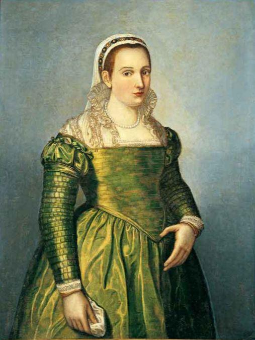 La poetessa Vittoria Colonna (1490-1547)