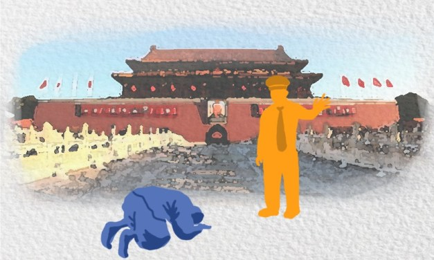 Kowtow and Get Out: How I Was Almost Ejected from the Forbidden City
