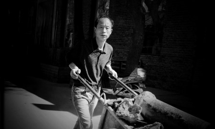 Photo of the Day: Hutong Work