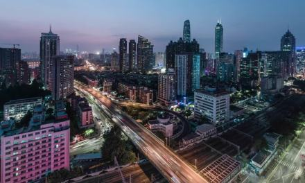 Click-through: BBC's Illuminating Shenzhen GIF Essay