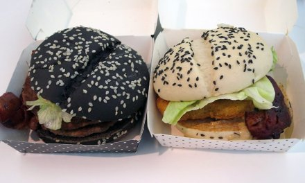 Photo of the day: McDonald's Burgers in Neutral Tones