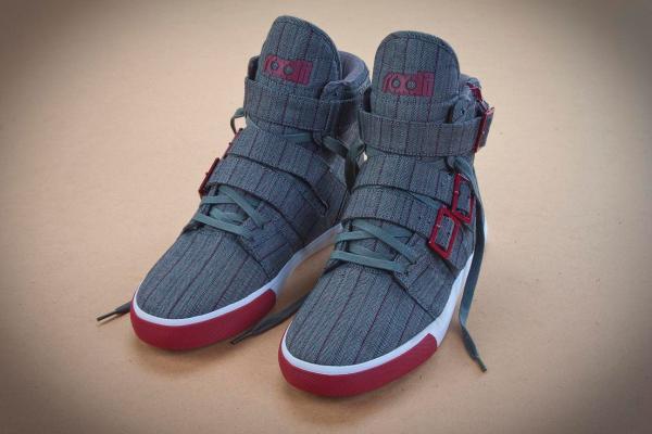 Straight Jacket Vlc Summer 2012 Detailed Radii Footwear