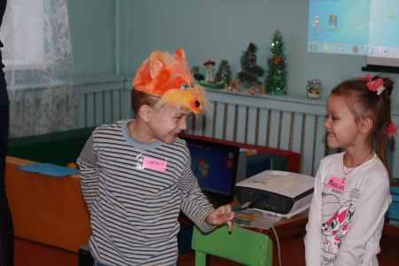 В феврале 2015 года —  «Школа жирафа» в детском саду «Улыбка»