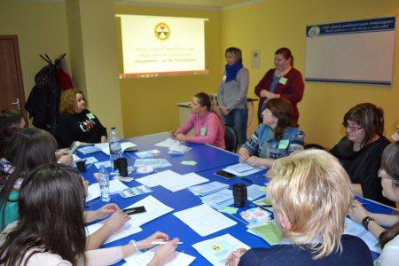Некоммерческие организации Брянщины учатся разрабатывать социальные проекты