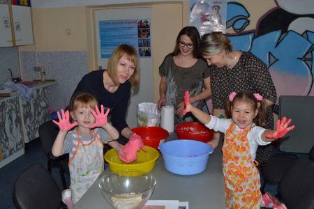 Дети и родители: лучший способ провести время вместе в «Семейной мастерской»