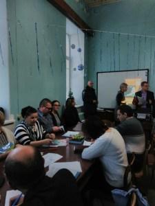 Презентация проекта «Семейный автобус» в Новозыбковском районном отделе образования