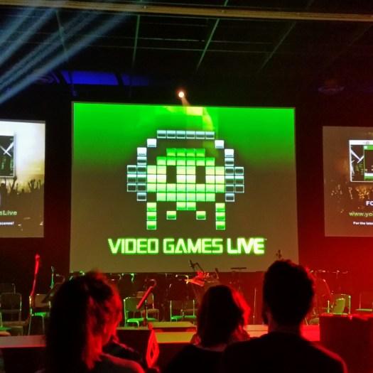 Konzert VideoGames Live