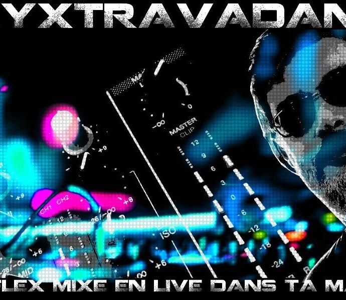 Rayxtravadance By Ray Flex