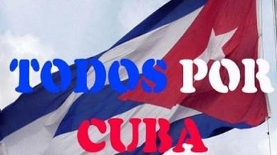 Los cubanos y Asociaciones de Cubanos Residentes en el Exterior que suscribimos este mensaje