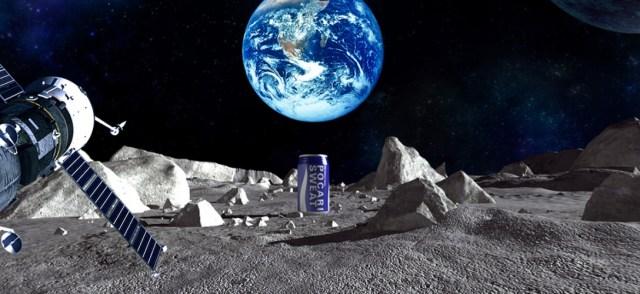 lune japon publicité