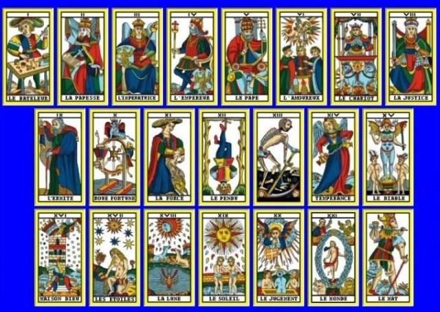 1. Le Tarot