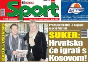 sport shuker kroaci