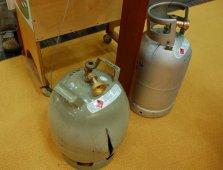 bombola gazi shperthimi