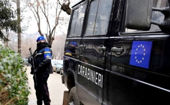 carabinieri policia eulex