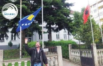 flamuri mbrapsht kosova