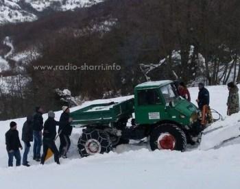 Zhbllokohen nga bora të gjitha fshatrat e Dragashit!