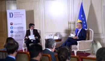 """Thaçi: """"Serbet nuk janë rrezik për ne por janë nder""""!"""