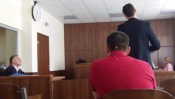 Granit Rifaj pranon fajësinë – Dënohet me 100 euro gjobë!