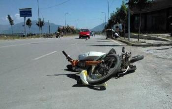 Me autobus zyrtar aksidenton biciklistin