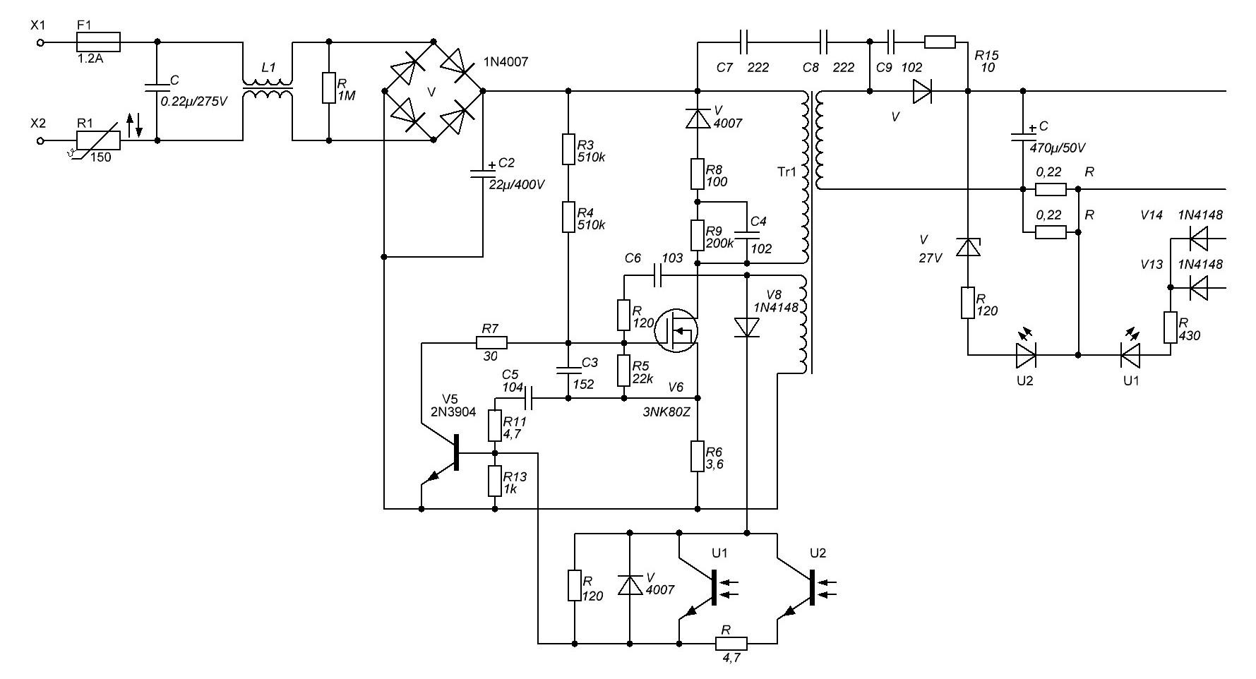 Al1814cv bosch схема