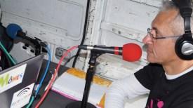 Le coordonnateur ELA à Lugny, Philippe PERROT, au micro !