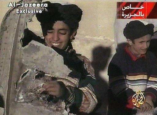 US Places Osama Bin Laden's Son on Terror Blacklist