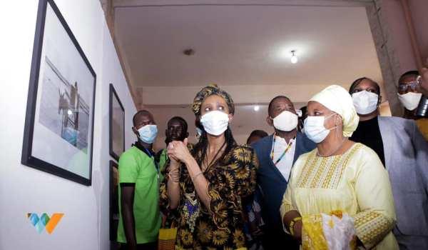 Ouverture officielle de la 2ème édition de l'Inter Biennale Photographique du Mali