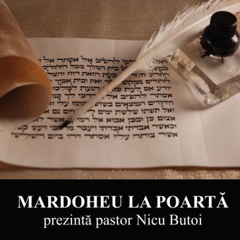 MARDOHEU LA POARTĂ | Pastor Nicu Butoi