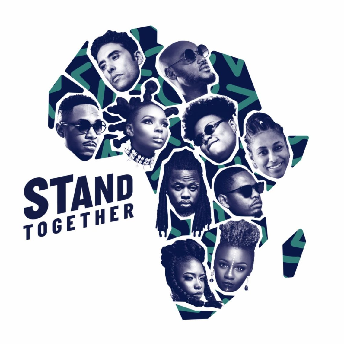 African Artists Are Fighting COVID-19 With A Song, Stand Together