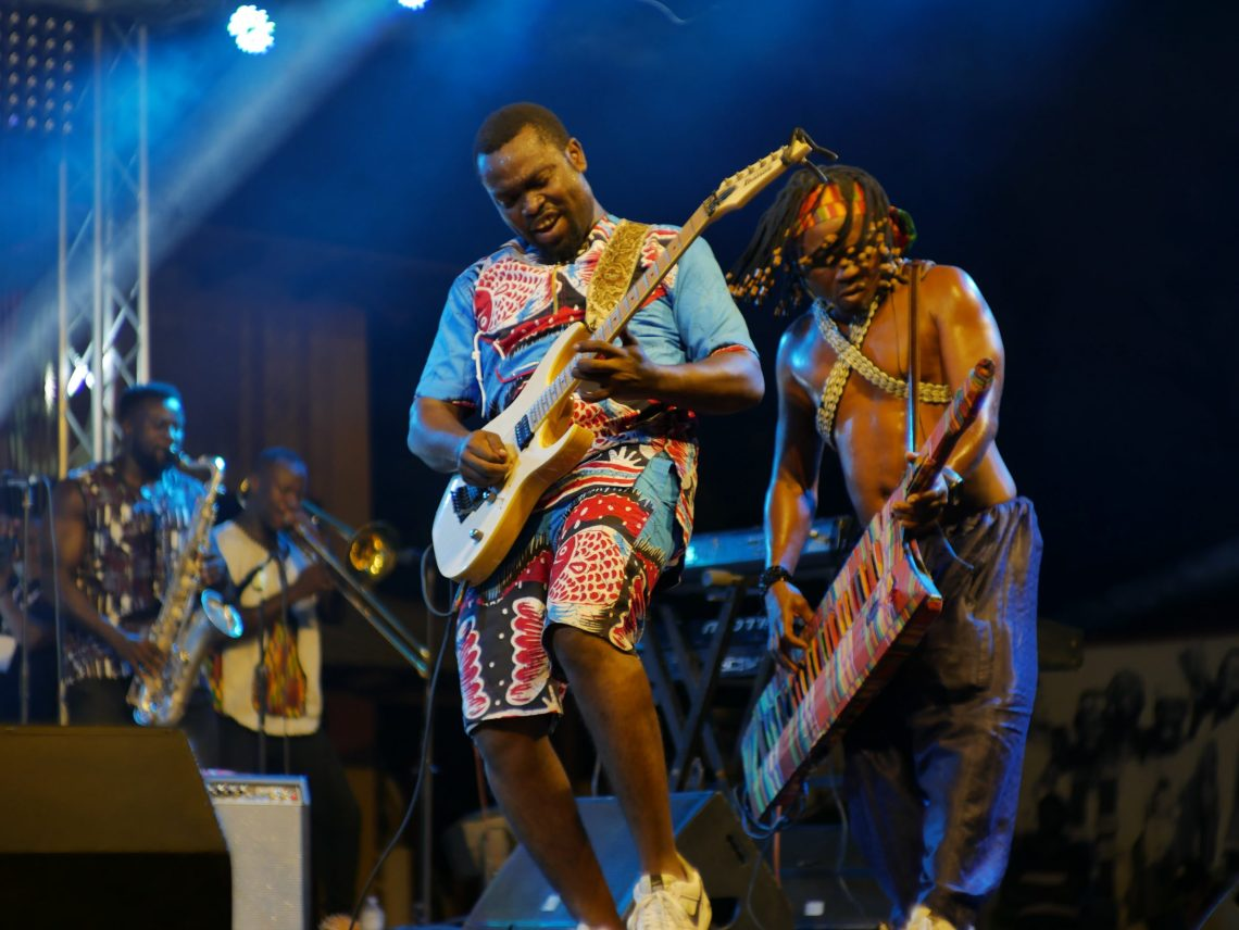 Music In Africa Live