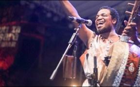 Tanzanian musician Msafiri Zawose