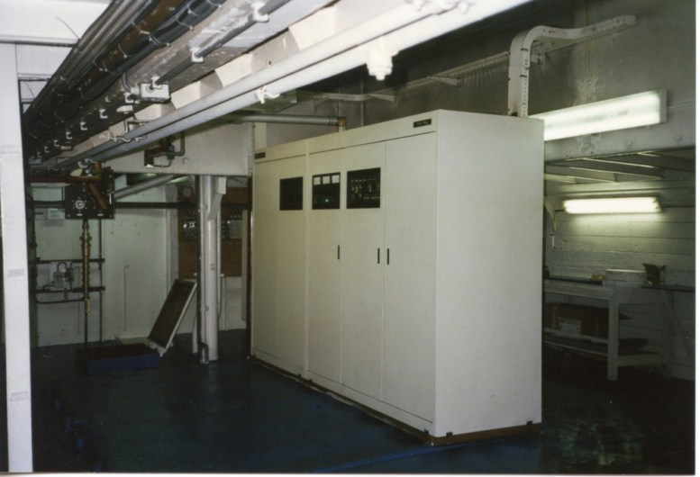 The AM transmitter
