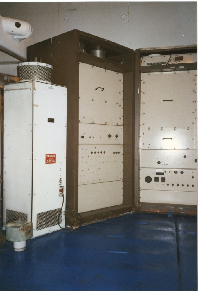 Some redundant transmitters
