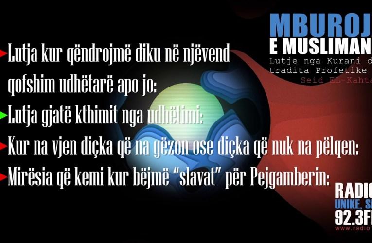 MBUROJA E MUSLIMANIT   29