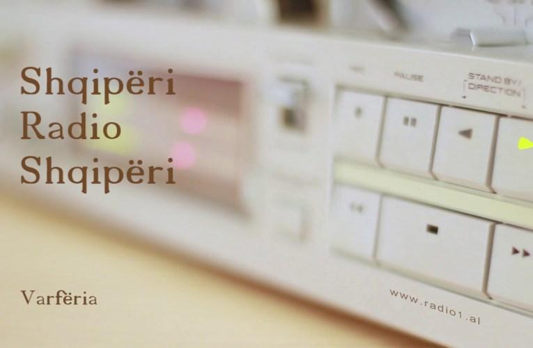 Shqiperi Radio Shqiperi   82  Varferia