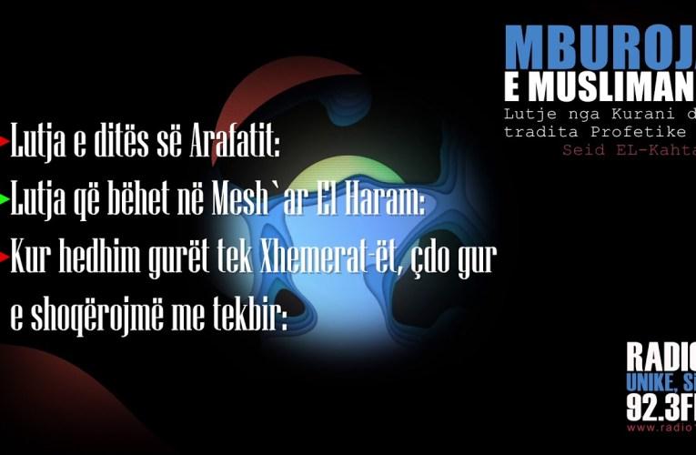 MBUROJA E MUSLIMANIT   33